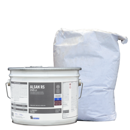 ALSAN RS 263 LO SELF-LEVELING MORTAR