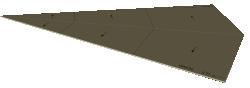 SOPRA-ISO PRECUT HINGED CRICKET