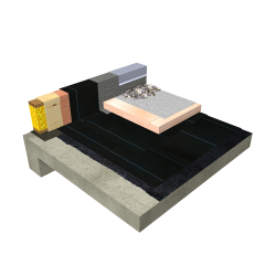SOPRA-XPS Inverted Roof System (PMR)