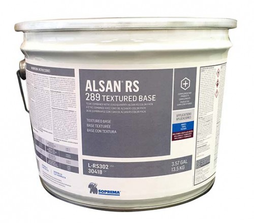 ALSAN RS 289 TEXTURED BASE