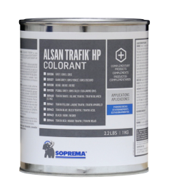 ALSAN TRAFIK HP COLORANT