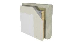Sopra-Cellulose- mur fondation