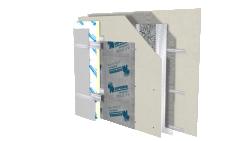 Sopra-Cellulose- mur hybride- colombage métallique