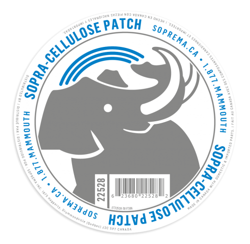 SOPRA-CELLULOSE PATCH