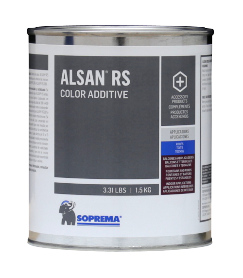 ALSAN RS COLOR ADDITIVE