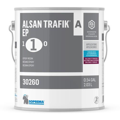 ALSAN TRAFIK EP 110 (Balconies)