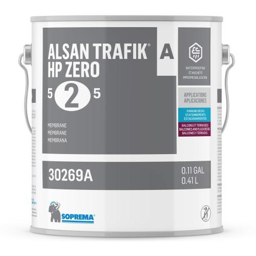 ALSAN TRAFIK HP 525 (balconies)