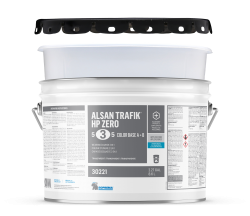 ALSAN TRAFIK HP 535 COLOUR BASE