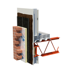 EXTERIOR INSULATED STEEL 60 FF ISO V ALU