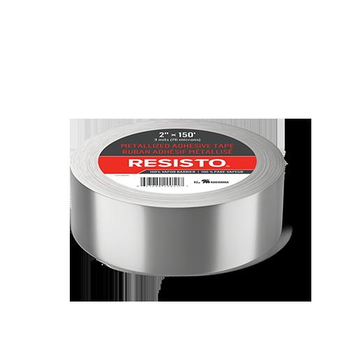Metalized Adhesive Tape Resisto