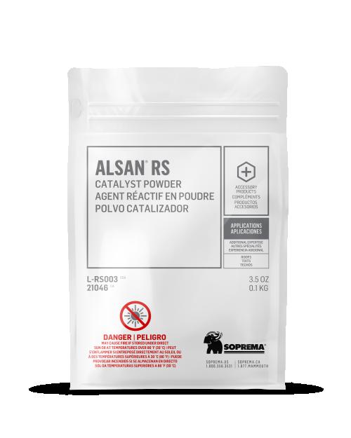 ALSAN RS CATALYST POWDER