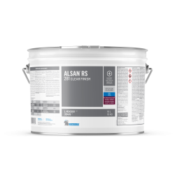ALSAN RS 281 CLEAR FINISH