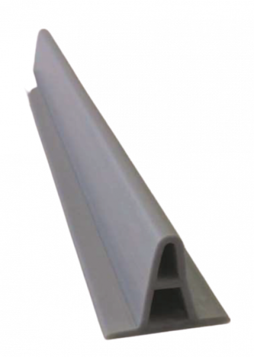 FLAGON PVC DECOR PROFILE SILVER