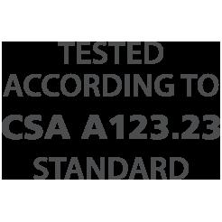 CSA-A123.23